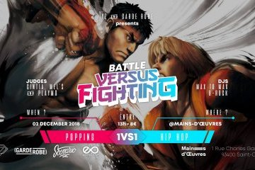 Battle Versus Fighting 2018 - 3ème édition