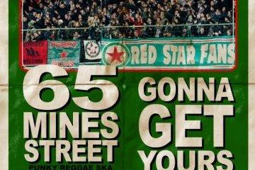 Concert Red Star Fans : 65 Mines Street + Gonna Get Yours + ORF