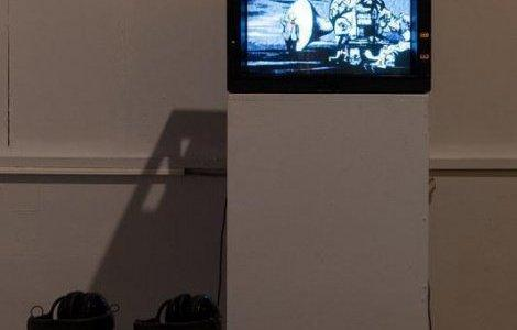 "Zhu Changquan, ""Lotus Yangko"", Film d'animation, 3 min 18 sec, 2012 / Crédit photo : Emile Ouroumov"
